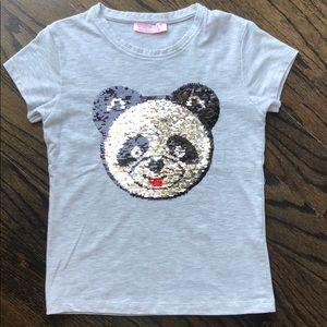 Flippy Panda T-shirt size small